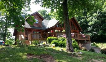 Ohio Log Home Collection