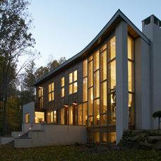 Modern Exterior by Wilhelm Architecture