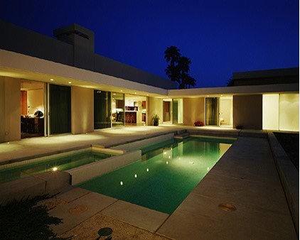 Modern Exterior by OJMR Architects
