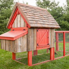 Rustic Exterior by Teracottage-Limited Edition Artisan Sheds & Such