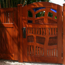 Eclectic Exterior by Wiederhold creations