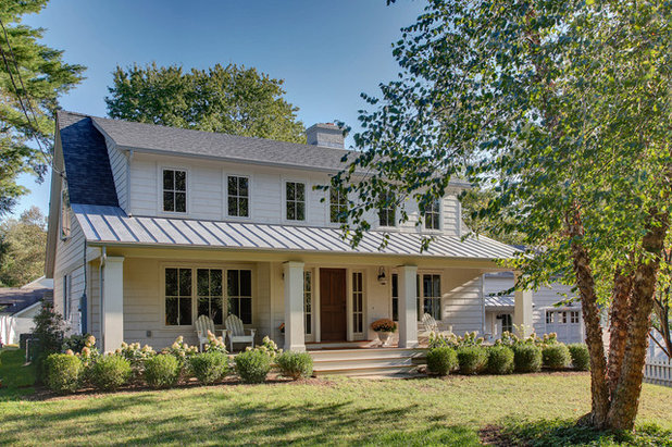 Traditional Exterior by Sellars Lathrop Architects, llc