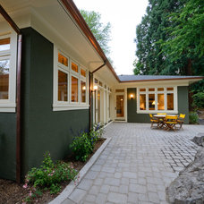 Traditional Exterior by Paul Johnson Carpentry & Remodeling
