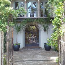 Mediterranean Exterior by Sage Design Studios, Inc.