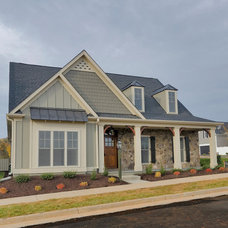 Craftsman Exterior by CRAIG BUILDERS