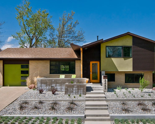 Midcentury Split Level Remodel Houzz