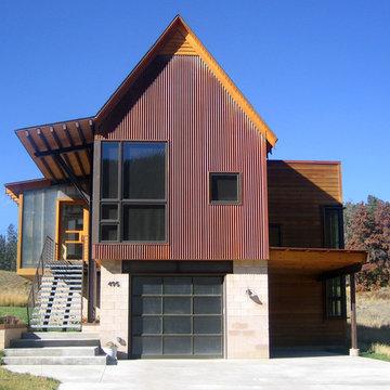 Olson Residence