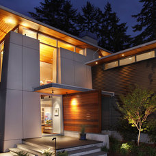 Contemporary Exterior Olympic View House