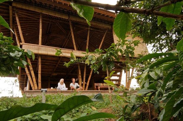 Resort Exterior by Jeni Lee