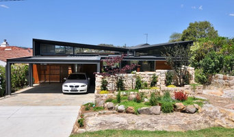 Open plan living with a View in Castlecrag