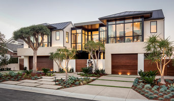 Orange County Contemporary Home