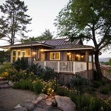 Farmhouse Exterior by CahillStudio Sonoma
