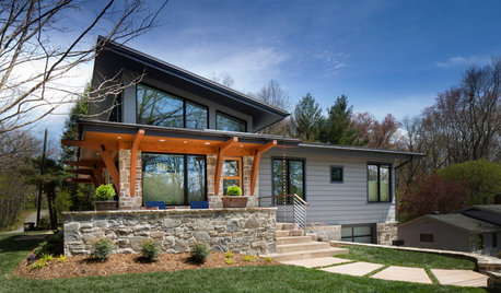 Houzz Tour: A '60s Ranch House Grows Up and Out