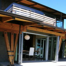 Contemporary Exterior by Applegate Tran Interiors