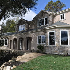 Traditional Exterior by Sterling Interiors