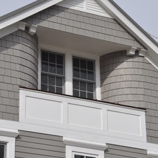 Traditional Exterior by Cypress Hill Development LLC