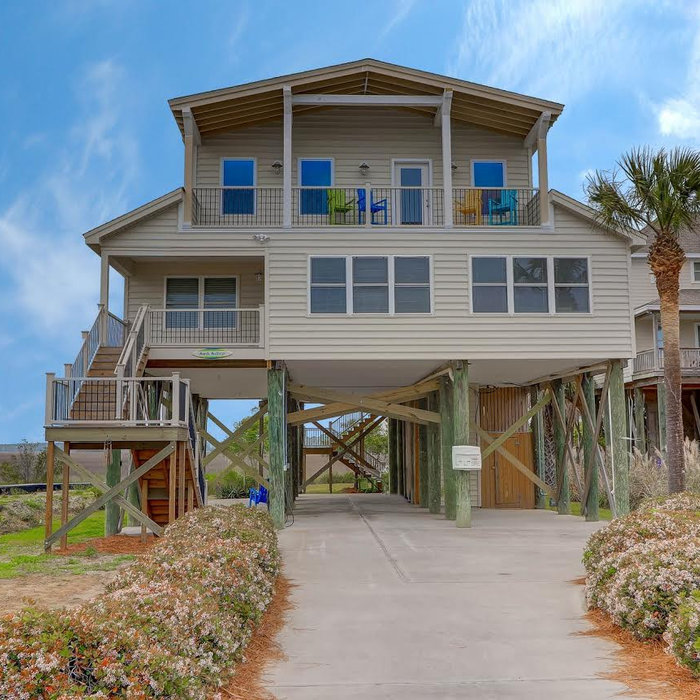 Folly Beach Addition & Renovation