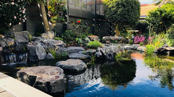 Outdoor entertaining in Tauranga