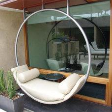 Modern Exterior by Modern Studio Furnishings