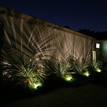Outdoor Lighting project in Dallas, TX