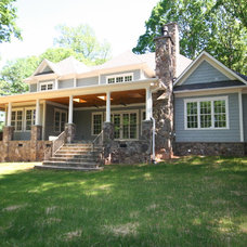 Traditional Exterior by Graydesign Architecture, PA.