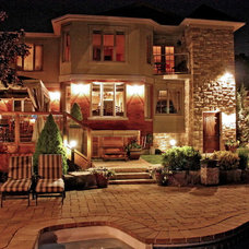 Traditional Exterior by Lori Pedersen Home Staging+Styling