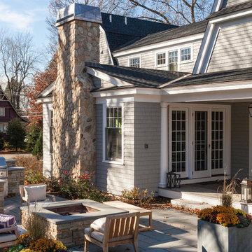 Outdoor Living - Newton Residence - 01