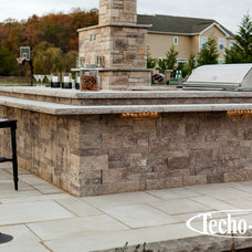 Contemporary Exterior by Techo-Bloc