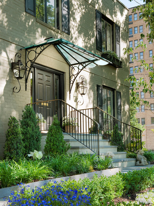 Wrought Iron Window Awnings Houzz
