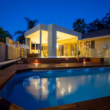 Contemporary Exterior by A Better Life Outside Pty Ltd