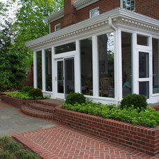 Traditional Exterior by Bruce Clodfelter and Associates