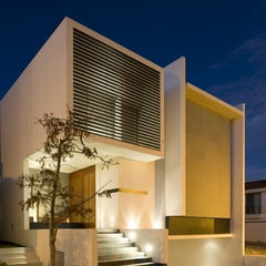 modern exterior by Blinds First