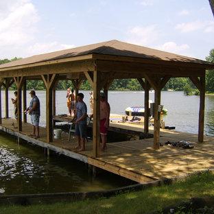 Outdoor spaces--decks;  boat docks