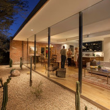 Contemporary Exterior by Michael Woodall photographer