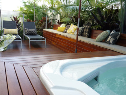 Tropical Exterior by olive & joy