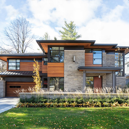 Best Contemporary Exterior Home Ideas Remodeling Pictures Houzz