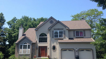 Owens Corning Teak by More Core Construction