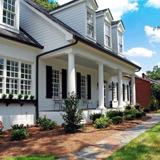 Traditional Exterior by Labella Associates, PC