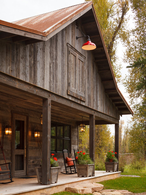 Barn Lights Exterior Ideas & Photos | Houzz