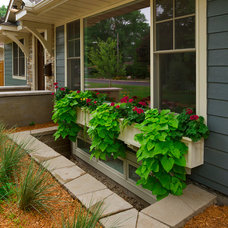 Craftsman Exterior by Anchor Builders