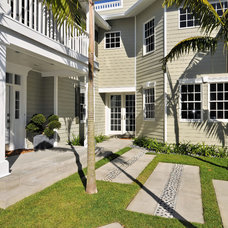 Traditional Exterior by Onyx Development Group