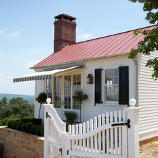 Traditional Exterior by Ruby Architects, Inc.