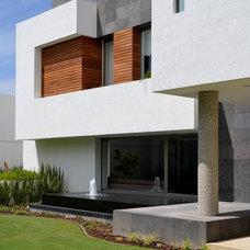 Contemporary Exterior by ADI / arquitectura y diseño interior