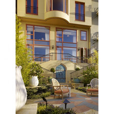 Traditional Exterior by Moroso Construction