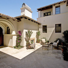 Contemporary Exterior by Pacific Southwest Builders, Inc