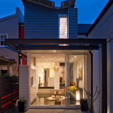 Contemporary Exterior by Michelle Walker architects