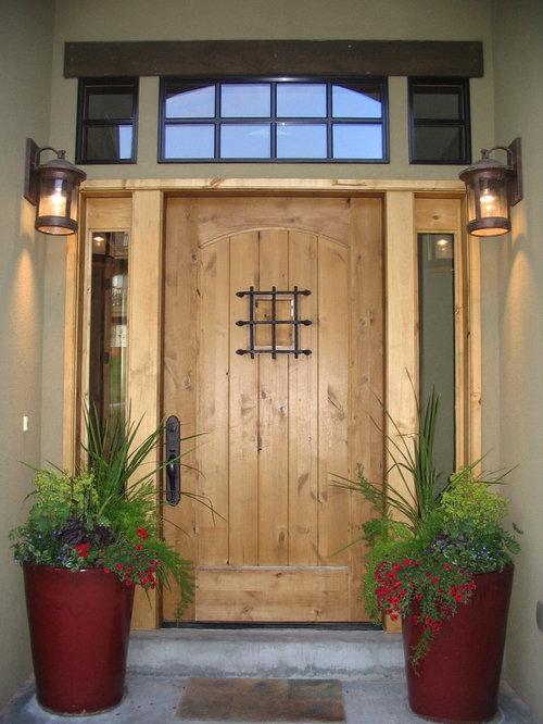 Speakeasy door home design ideas pictures remodel and decor - Front door entrance ideas ...