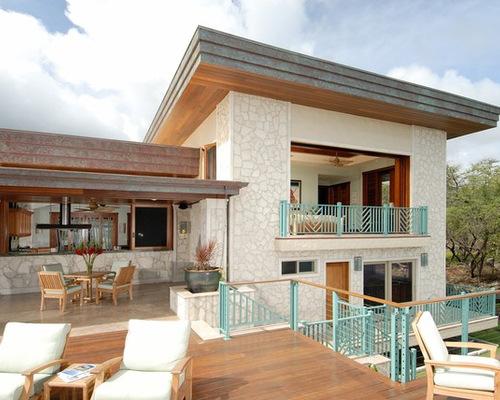 972 split level house tropical home design photos - Split Home Designs