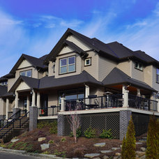 Exterior by Palisade Homes