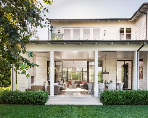 Best Transitional Exterior Home Design Ideas Amp Remodel